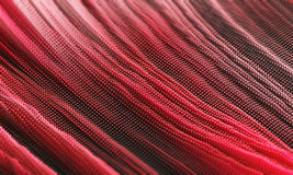 Abstract red lines or paint Royalty Free Stock Photo