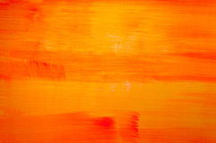 Abstract red / orange background Stock Image