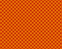 Abstract red and orange square pattern Stock Photos