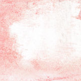 Abstract red paint brush background with scratch texture Stock Images