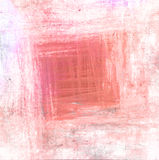 Abstract red paint brush background with scratch texture Stock Image