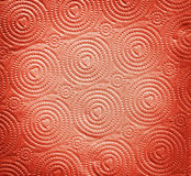 Abstract red paper background with heart shape background texture Stock Photography