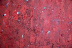 Abstract red paper and glue wallpaper background texture. Abstract red paper and glue wallpaper background stock image