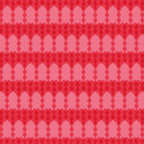 Abstract Red Pattern Royalty Free Stock Image