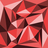 Abstract red pattern Stock Images