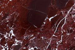 Abstract red rosso marble. For background pattern and texture Royalty Free Stock Photos