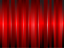 An abstract red silk effect curtain style backgrou Stock Image