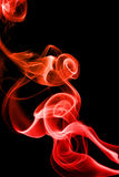 Abstract Red Smoke Royalty Free Stock Images