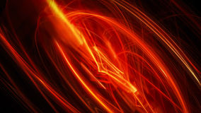 Abstract red sparks of the hot lava. Abstract red sparks of the hot and burning lava Royalty Free Stock Image