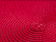 Abstract red spiral Stock Image