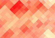 Abstract red square pixels design. Many abstract red square pixels design Stock Photos