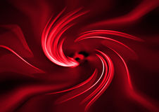 Abstract red swirl Royalty Free Stock Images