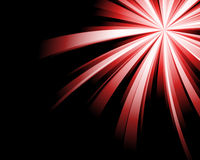Abstract red technology background. Abstract creative red technology background Stock Illustration