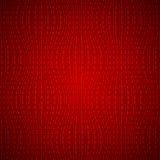 Abstract Red Technology Background, Royalty Free Stock Photos