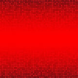 Abstract Red Technology Background Royalty Free Illustration