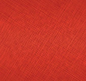 Abstract red textile Stock Image