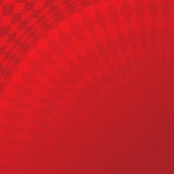 Abstract red tile 01 Stock Photography