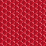 Abstract red tile seamless texture Stock Photography