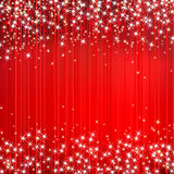 Abstract red vector background Royalty Free Stock Images