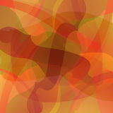 Abstract red vector background. Royalty Free Stock Photography