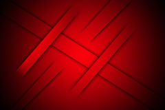 Abstract Red Wattled Background Stock Image