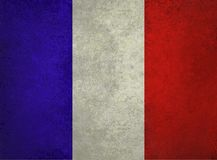 Abstract red white and blue background, Flag of France, French flag Stock Images
