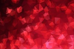Abstract Red White Polygonal Mosaic Background, Vector illustration, Creative Business Design Templates. Abstract Red White Polygonal Mosaic Background, Vector royalty free illustration