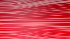 Abstract red and white wave in the slow motion stock video footage