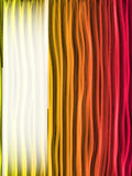 Abstract Red and Yellow Lines Royalty Free Stock Photography