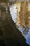 Abstract reflections background Stock Images