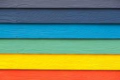 Abstract regenboog Kleurrijk Document behang als achtergrond Stock Foto's