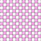 Abstract regular checkerboard pattern. Stock Photos