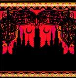 Abstract religious background - Ramadan Kareem  Design Royalty Free Stock Photos