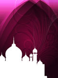 Abstract religious eid background Royalty Free Stock Photo