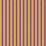 Abstract repeated pattern in red and yellow colors. Abstract repeated lines in red, orange and violet hues. Abstract background and pattern Stock Image