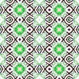 Abstract repeating geometrical pattern Stock Photography