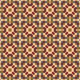 Abstract repeating pattern ready for use. Stock Photo