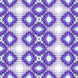 Abstract repeating purple seamless pattern Royalty Free Stock Photos