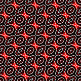 Abstract repetitive seamless pattern Royalty Free Stock Photos