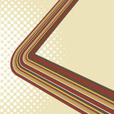 Abstract retro background Royalty Free Stock Photography