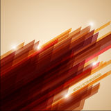 Abstract retro  background made from stripes. With place for your content Stock Images