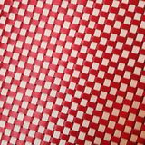 Abstract retro background pattern. An abstract plastic checkerboard pattern Stock Photo