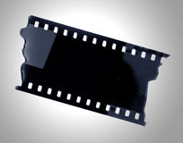 Abstract retro film Royalty Free Stock Photo