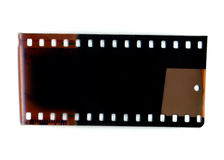Abstract retro film strip. Stock Photo