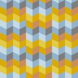 Abstract retro geometric pattern Royalty Free Stock Photo