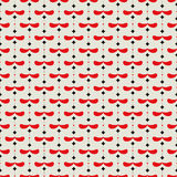 Abstract Retro Geometric seamless pattern Royalty Free Stock Photo