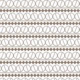 Abstract retro geometric  simple design pattern Stock Image