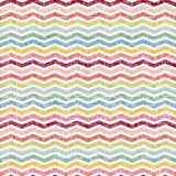 Abstract Retro Geometrisch naadloos patroon Royalty-vrije Stock Foto