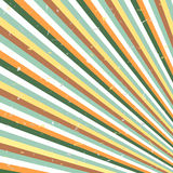 Abstract retro lines. Royalty Free Stock Images