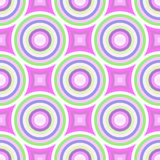 Abstract retro pattern vector illustration